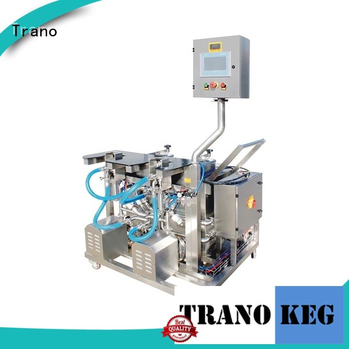 Trano keg washing machine with good price for beer