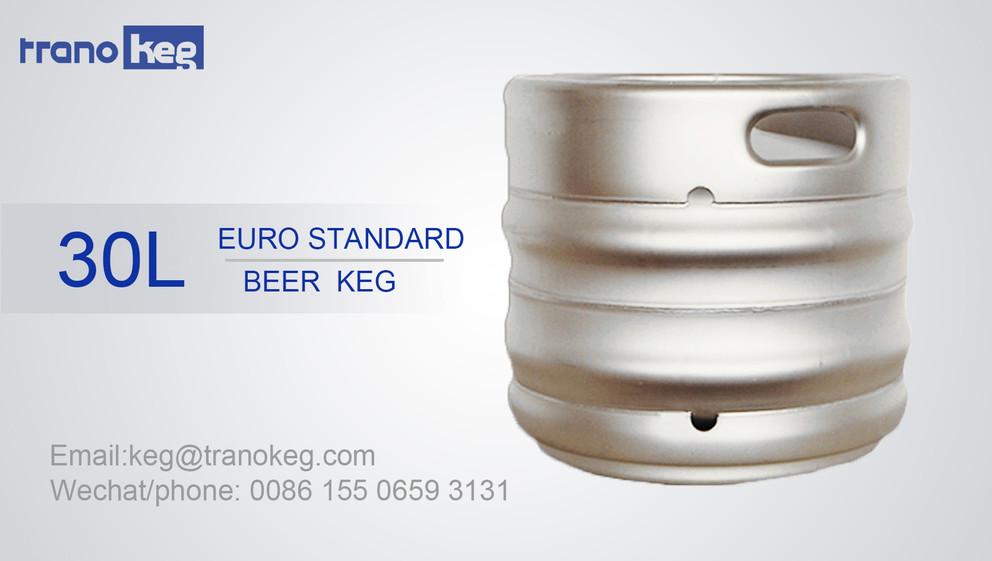 EURO Beer Keg 30L  Factory Video