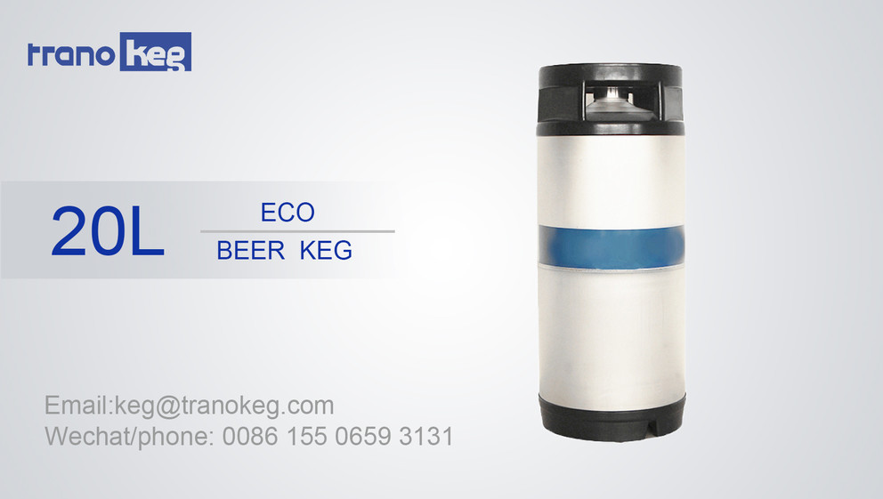 ECO Beer Keg 20L  Manufacturing Process Video