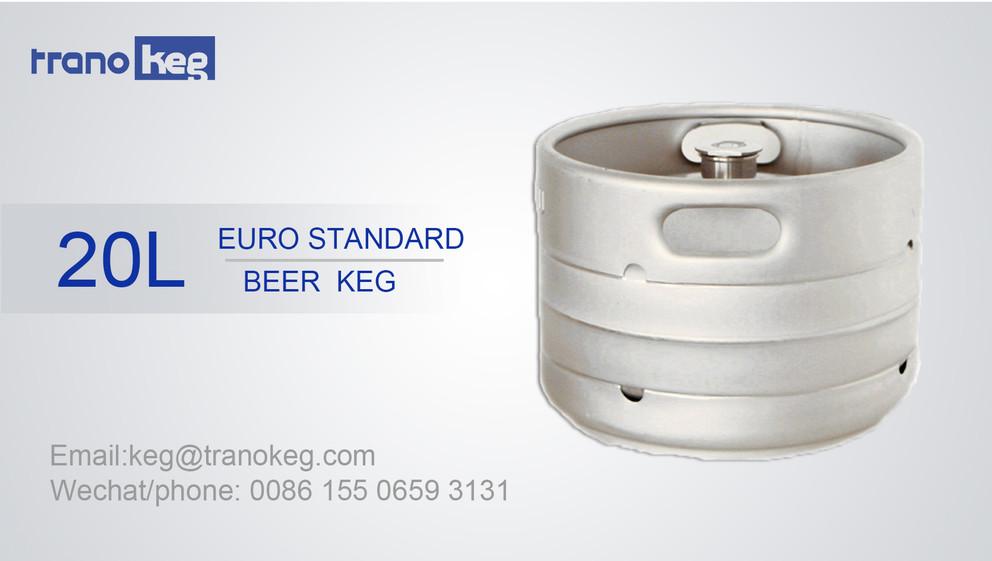 EURO Beer Keg 20L Manufacturer China