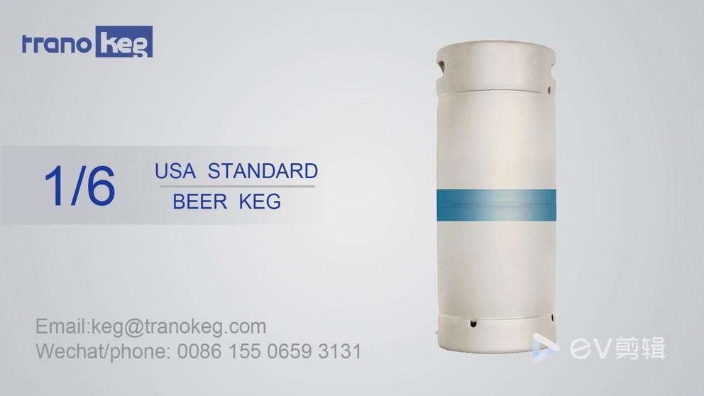 Beer Keg 1/6 Manufacturer China Video