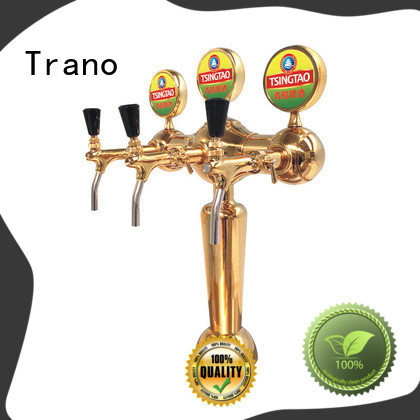 Trano popular draft beer tower suppliers for brewery