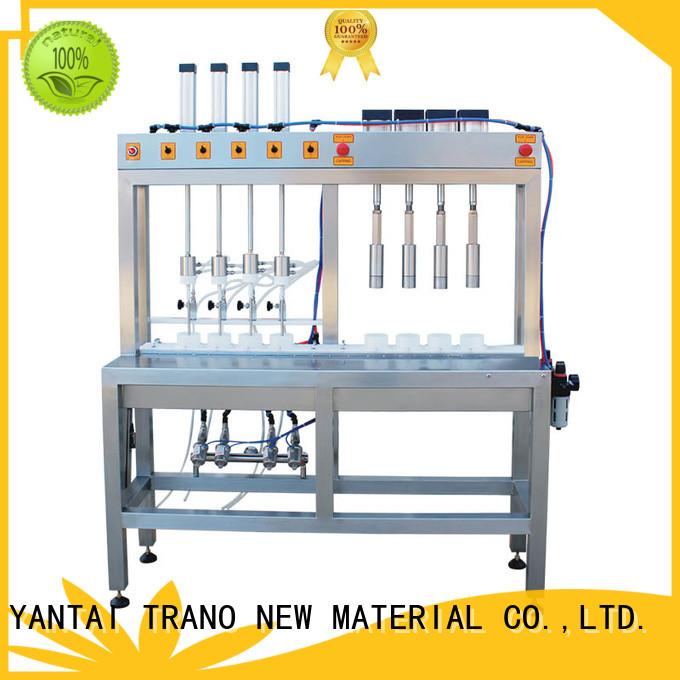 Trano bottle filler manufacturer