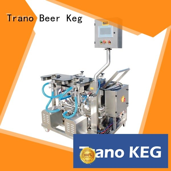 Trano keg washer supplier for beer