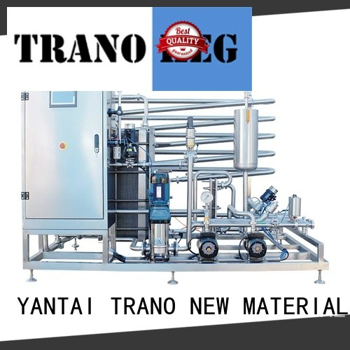 Trano cost-effective pasteurization machine directly sale for food shops