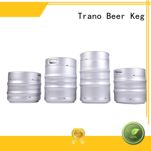 Trano durable keg of beer series for food industry