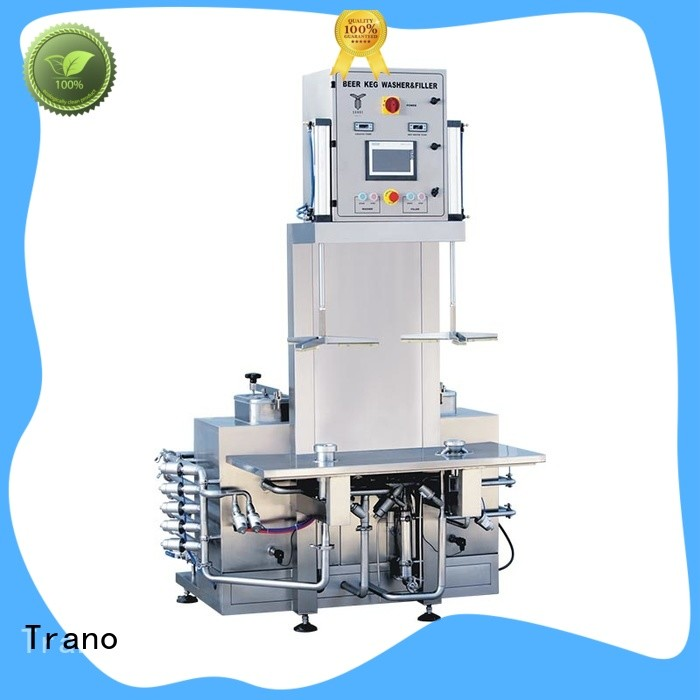 Trano practical beer bottling machine with good price for beverage factory
