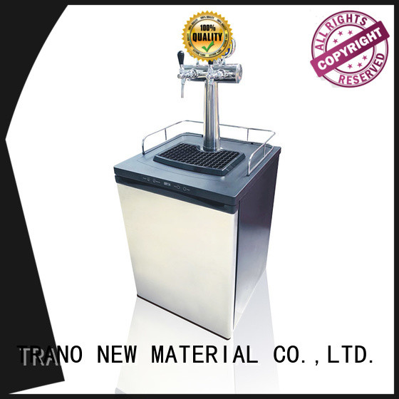 Trano durable 2 keg kegerator wholesale for bar