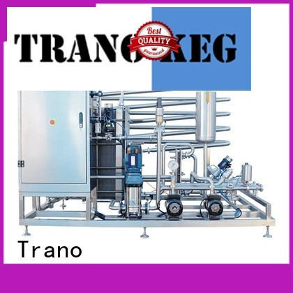 Trano beer pasteurizer series for food shops