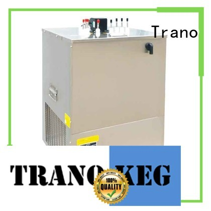 Trano latest 2 keg kegerator supplier for bar
