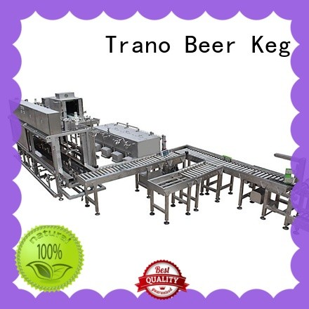 automatic keg washing and filling machine wholesale for beer