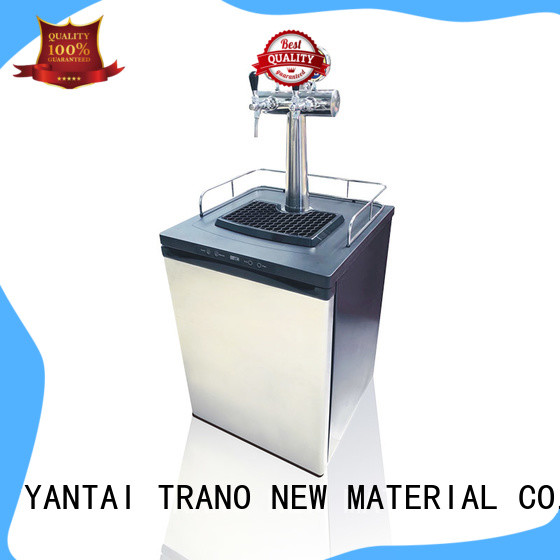 Trano new commercial kegerator wholesale for transport beer