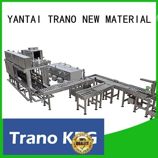 Trano beer keg filling machine