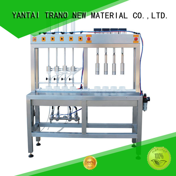 Trano semi-automatic Bottle Filler factory direct supply for beer