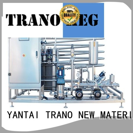 Trano beer pasteurizer machine factory price for beer