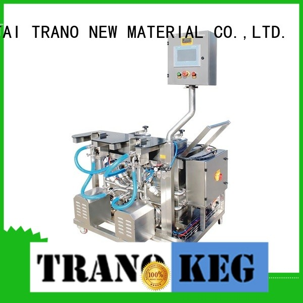 semi-automatic keg washer with good price for food shops