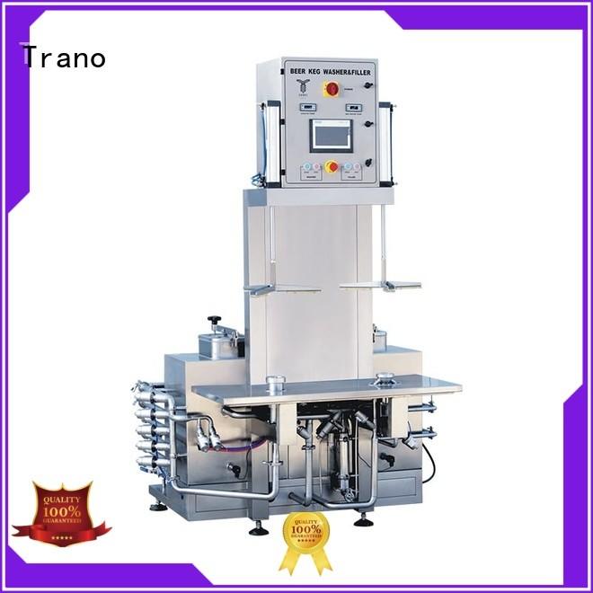 advanced beer keg filling And washing machine manufacturer for beverage factory