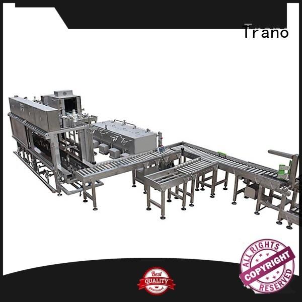 Trano long lasting beer keg filling machine manufacturer for food shops
