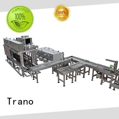 Trano keg washing and filling machine manufacturer for beer