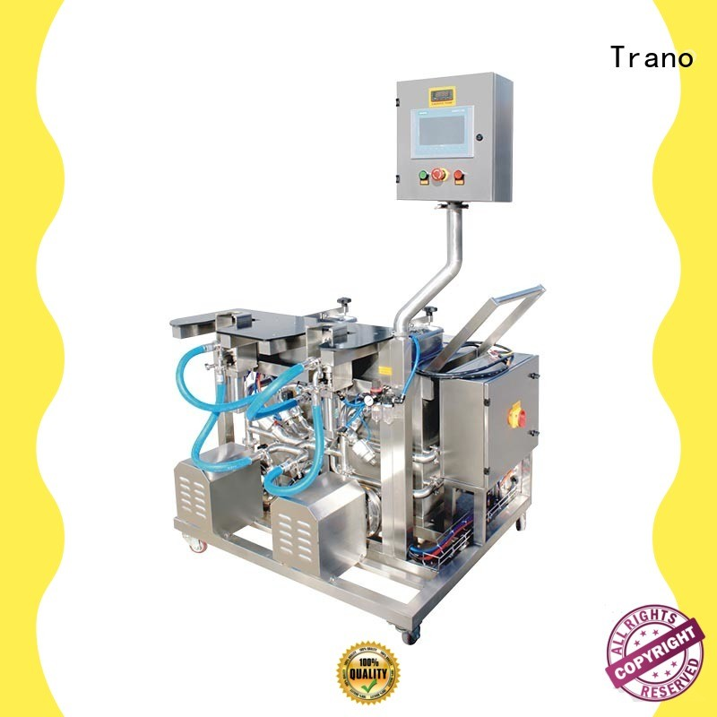 Trano convenient keg washing machine wholesale for beer