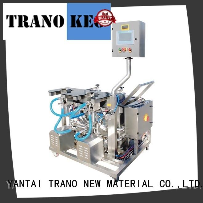 Trano beer keg washing machine supplier for beverage factory