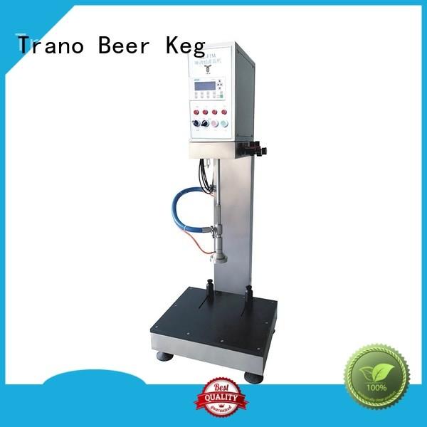 automatic beer keg filling equipment manufacturer for beverage factory