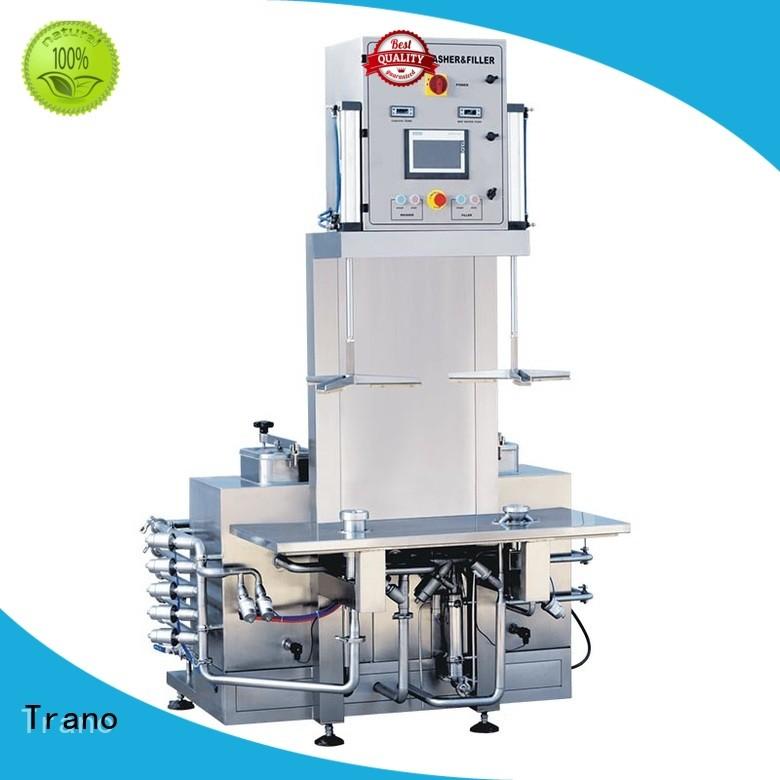 Trano beer bottling machine manufacturer for food shops