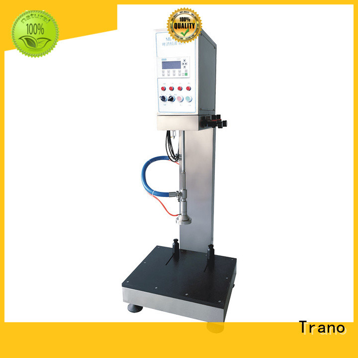 Trano filling machine factory direct supply for beverage factory