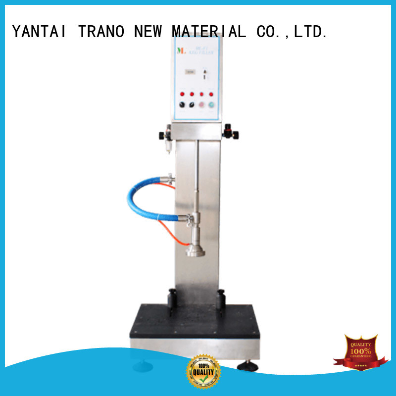 Trano keg filling machine factory direct supply for food shops