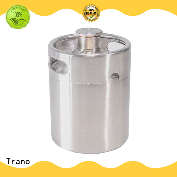 Trano high quality quarter keg wholesale for brewery