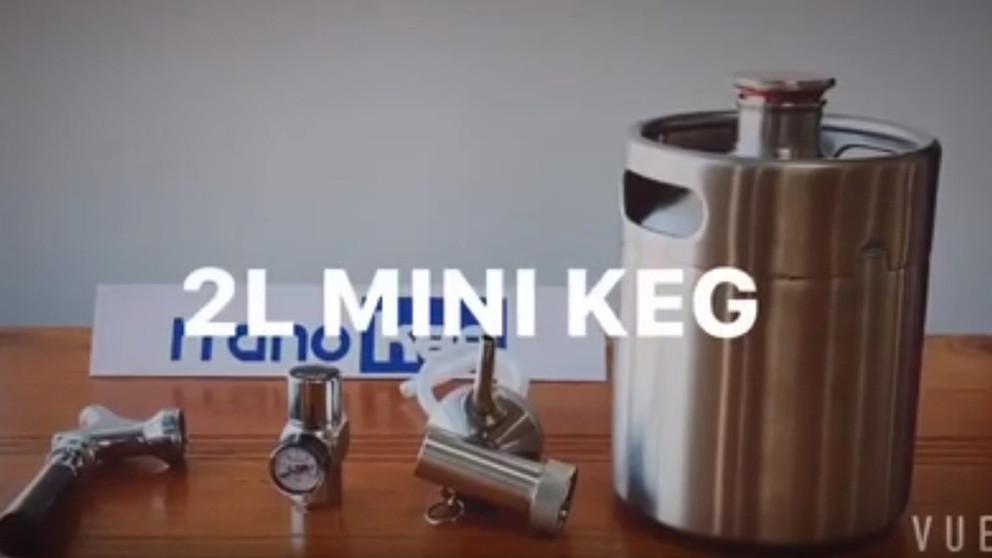 Over 10000 Sales! Hot Models Craft 2L Mini Keg