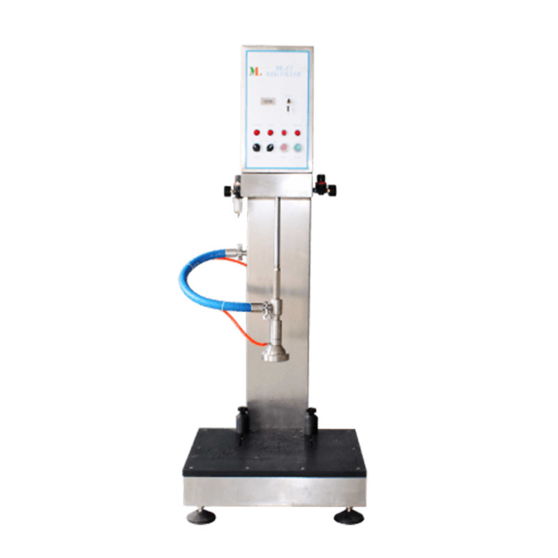 Single Head  Beer Keg  Filler  Without Flow Meter TRF1-N-N