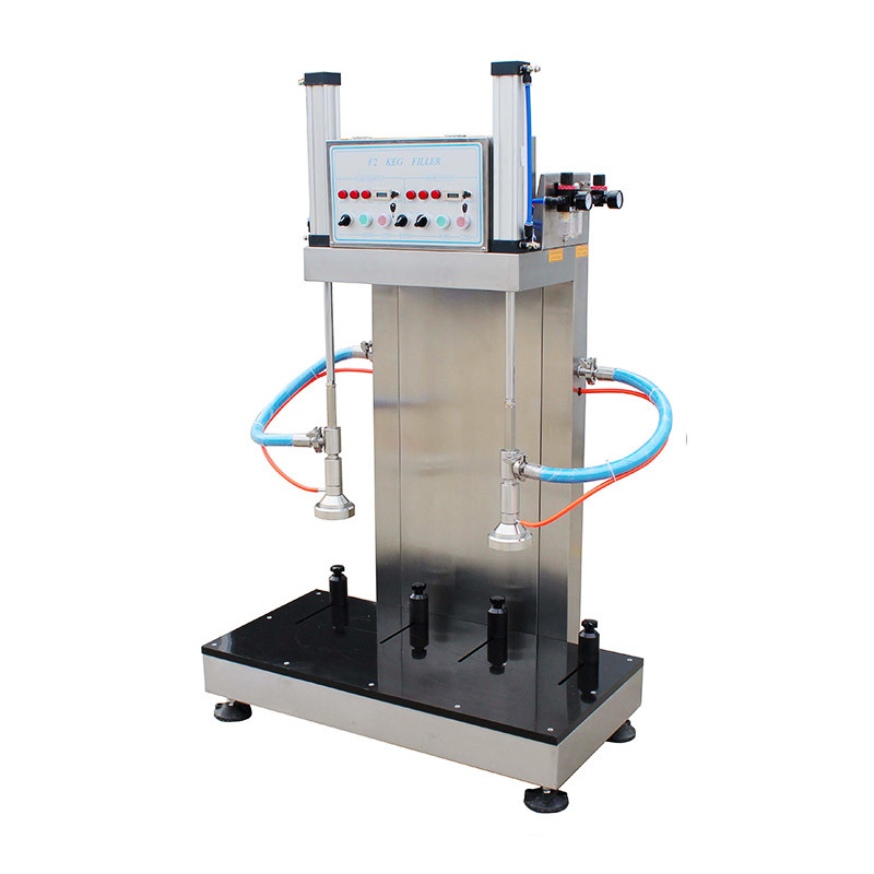Double Heads Keg Filler Without Flowmeter TRF2-N-N