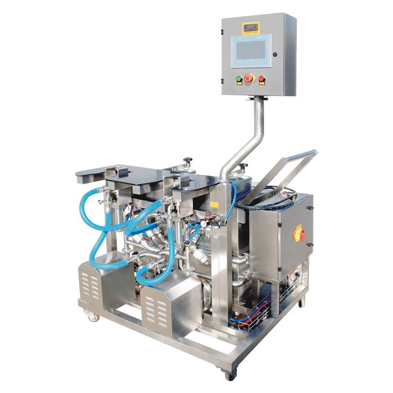 Beer Keg Two Heads Semi-Aotumatic Washer TRCA2-22E-T-S-2