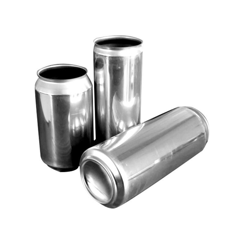 Wholesale Food Grade Empty Aluminium Beer Cans Customized 330ml, Sleek 330ml And 500ml
