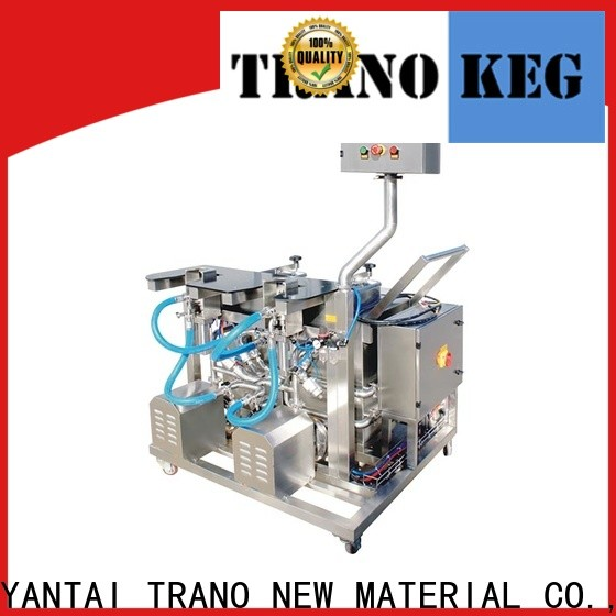 flexible keg cleaning machine wholesale for beer