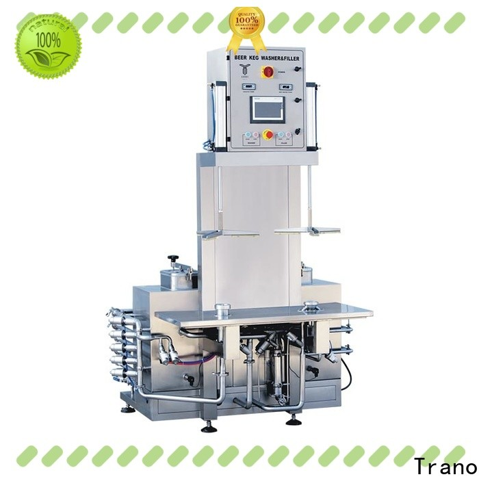 Trano beer bottling machine factory direct supply for food shops