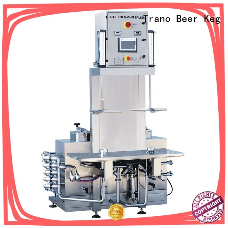 convenient beer keg filling And washing machine with good price for food shops