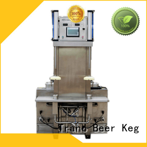 semi-automatic beer keg washer manufacturer for food shops