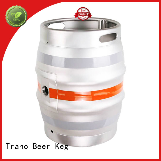 Trano 9 gallon cask supply for bar