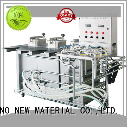 Trano automatic keg washing system supplier for beverage factory