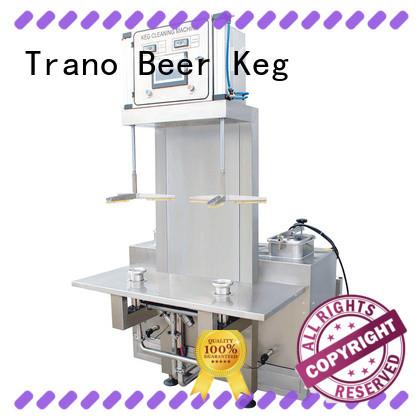 Trano keg washing system manufacturer for beverage factory