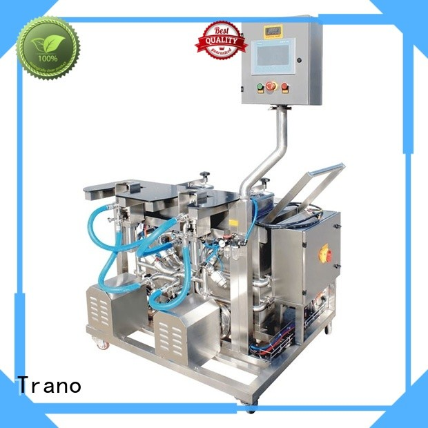 Trano beer keg cleaning system series for beverage factory
