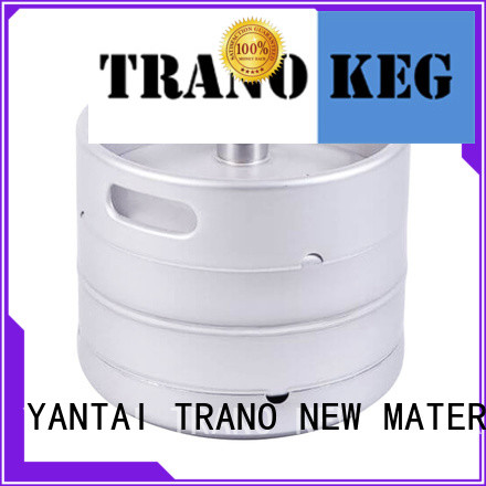 Trano stainless steel beer barrel with good price for party