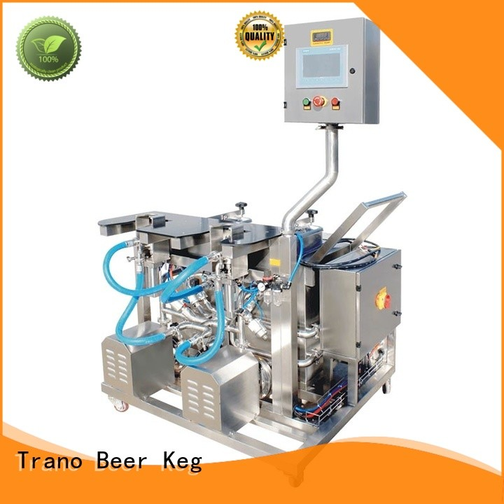 advanced beer keg cleaning machine series for food shops