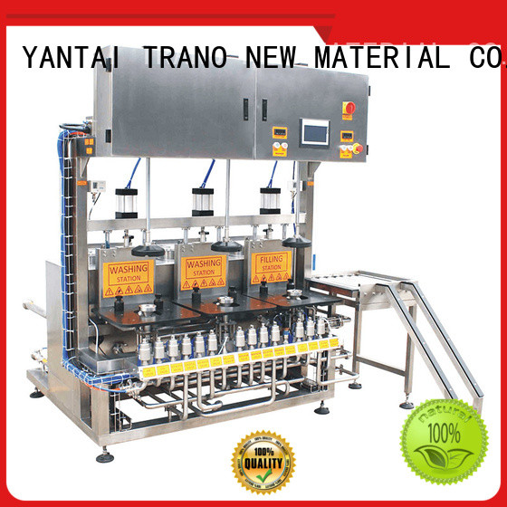 Trano beer keg filling & washing machine with good price for beverage factory