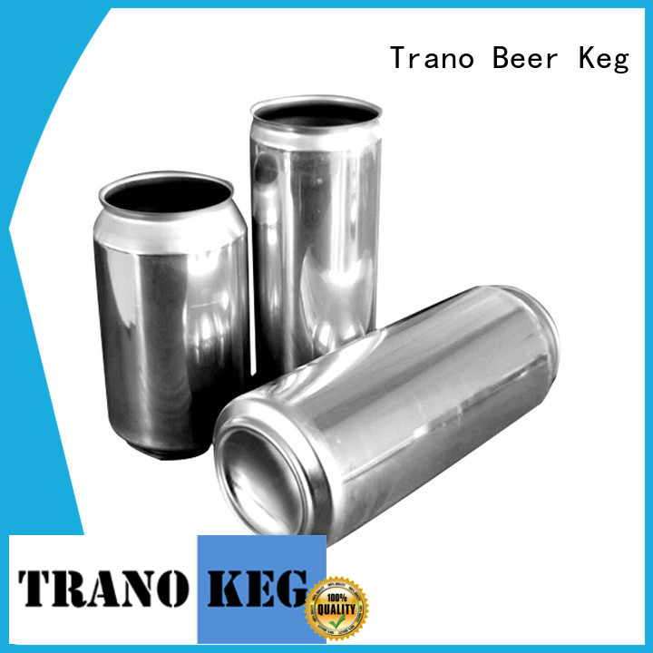 Trano aluminum beer cans supply for brewery
