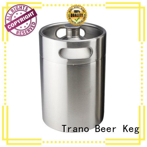 durable beer growler stainless steel factory price for bar
