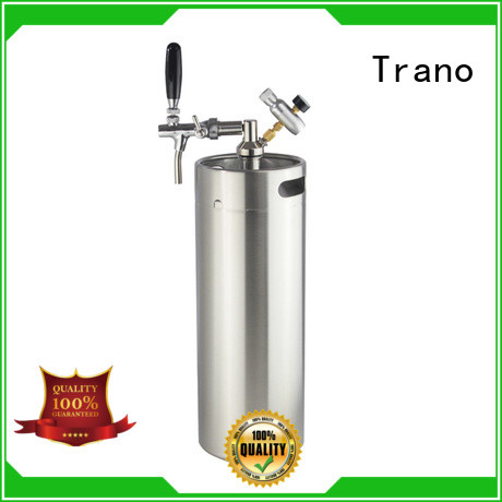 Trano high quality Beer Growler directly sale for bar
