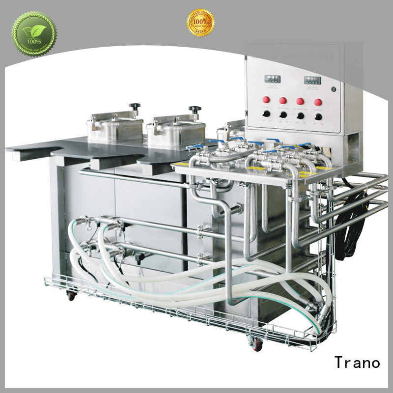 automatic Beer Keg Three Heads Semi-Automatic Washer wholesale for food shops